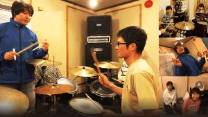 蔭山ドラム教室